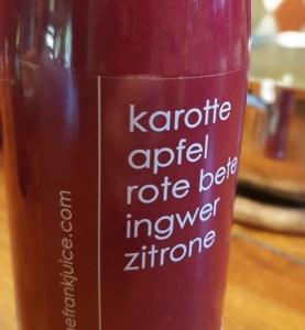 Karotte Apfel Rote Bete Saft