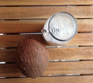 Kokosnusssaft aus Saftkur-Rezepte
